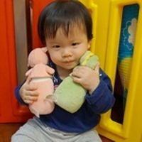 [兒物]miYim有機棉玩偶保齡球組+布書,玩得開心又安心